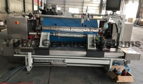 Gravure Proofing Machine For Printing Cylinder