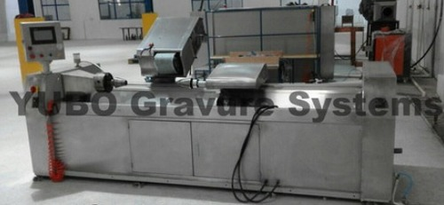 Sanding Belt Chrome Polishing Machine