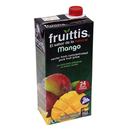 Mango Nectar Concentrate Fruit Juice (Fruittis) in   Modulos 7 Y 8