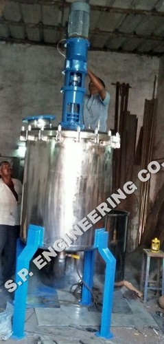 Stainless Steel Mixing Vessels in  Bhayandar (East)