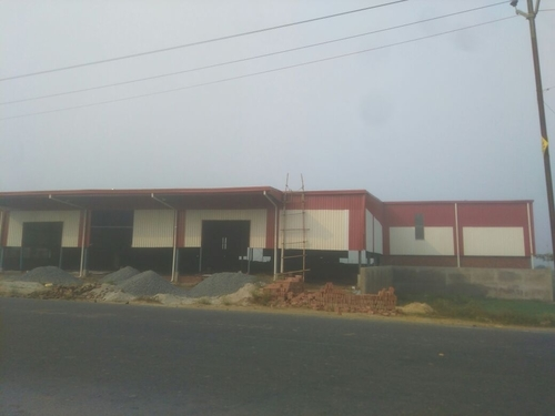 Industrial Building Shed in  New Area