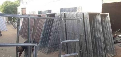Pressed Steel Door And Window Frames in  1-Sector - Bawana
