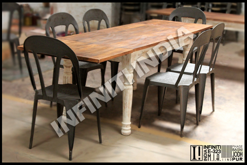 Industrial Dining Table in  Basni Phase-Ii