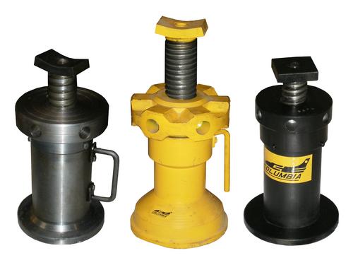 Screw Jack Post : Heavy duty mechanical screw jacks in sas nagar mohali