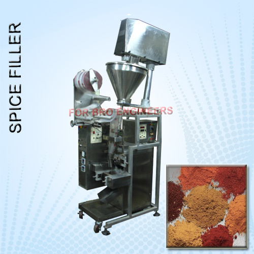 Spice Filling Machines
