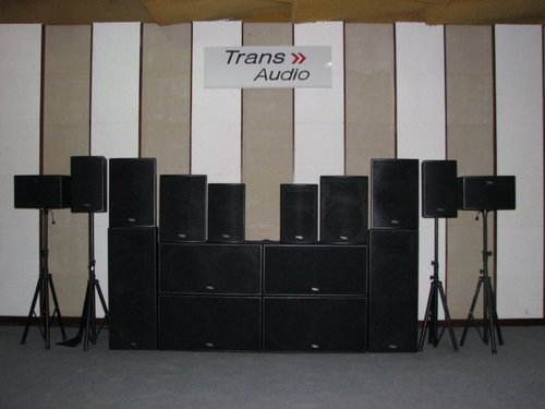 TRANS-AUDIO High Performance Loudspeakers
