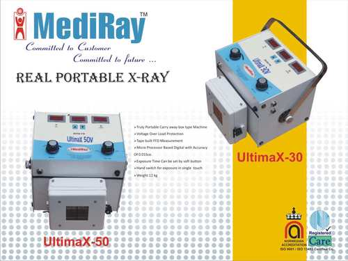 Real Portable X-Ray Machine (50 Ma)