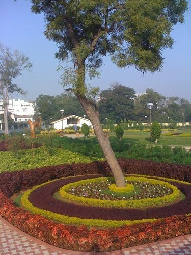 House garden pictures india House and home design