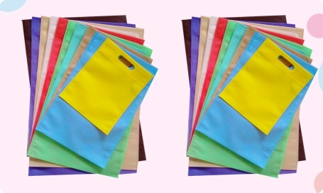 Non Woven Packaging Bag in  1-Sector - Bawana