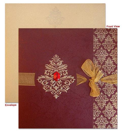 Muslim Wedding Cards in Msb Ka Rasta Jaipur Exporter and