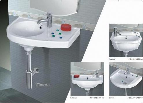 SMALL WASH BASINS in Dist- Morbi, Morbi SONARA SANITARY WARES PVT ...