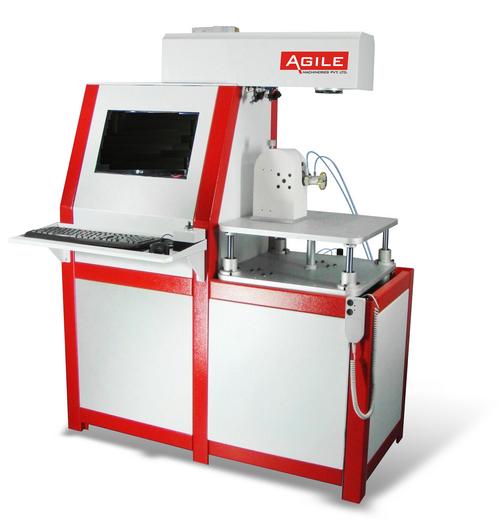 Fiber Laser Marking Machine in Rakanpur, Ahmedabad   AGILE ...