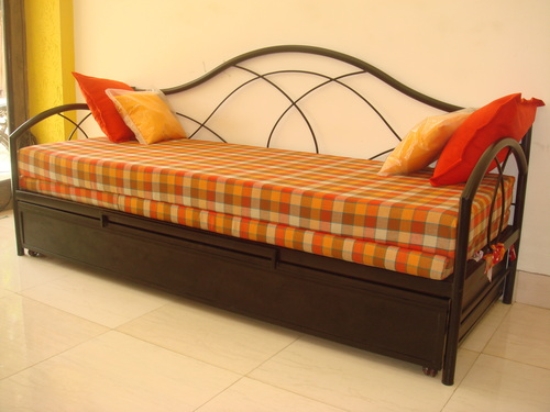 Sofa cum bed in mumbai maharashtra oliver metal furniture for Sofa bed india