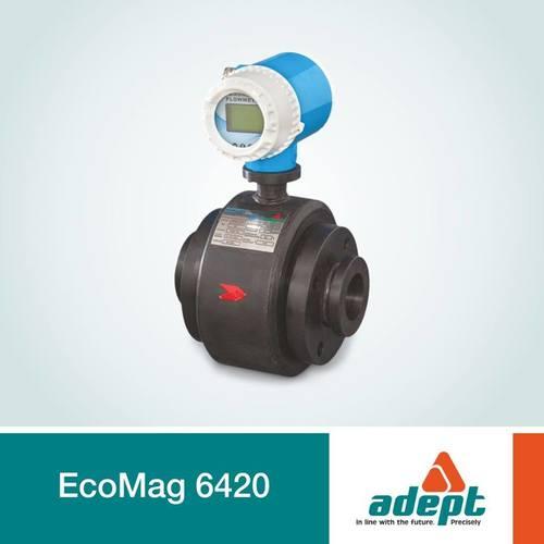 Electromagnetic Flowmeter EcoMag 6420