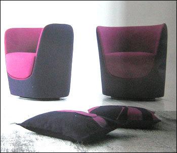 Ethnic Designer Sofa Chairs