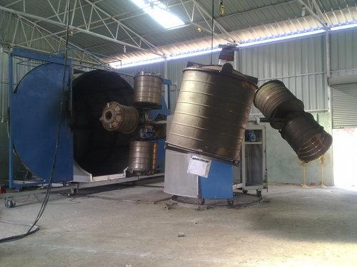 Moving Oven Type Rotomoulding Machine in  Vatva Phase-Iv
