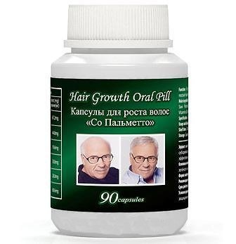 Hair Growth Oral Pill Tablets
