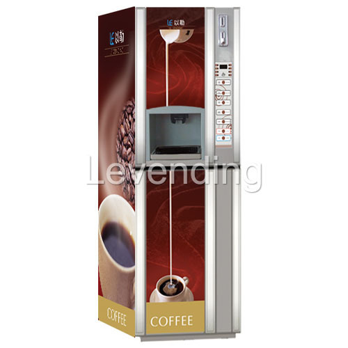 Coin Operated Juicer ~ Coffee vending machine for office use in hangzhou