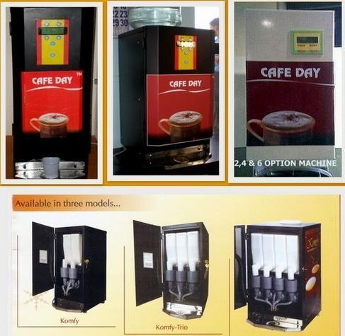 Tea And Coffee Maker Machine Price The Table