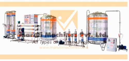 how to make mineral water plant in india