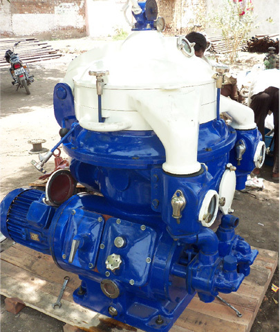 Reconditioned Alfa Laval Mapx 309 Oil Separator