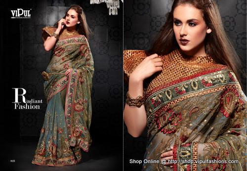 Ladies Fancy Sarees in  Sagar Shopping Center (Rr)