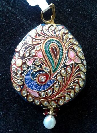 Tanjore Art Jewellery in  Vaishali Nagar