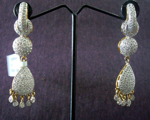 Artificial earrings online shopping india