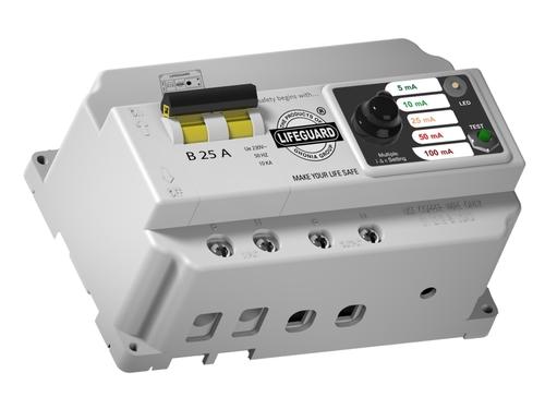 Dp Earth Leakage Circuit Breaker