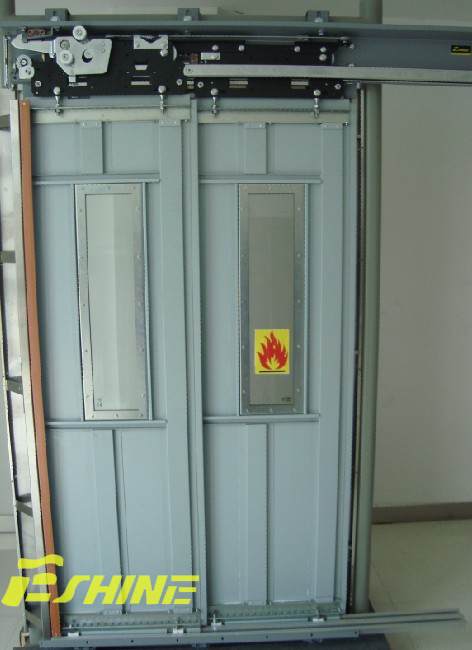 Singapore vision panel fire proof door in fenhu for Door vision panel