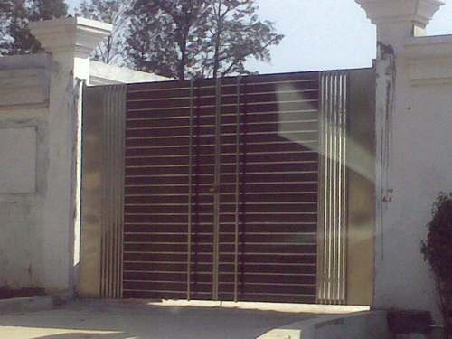 Stainless Steel Main Gate In Khanpur New Delhi Loha