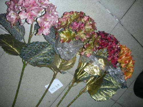 Artificial Hydrangea Flower in  Patparganj