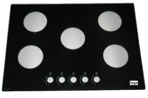 Tempered Glass Panel For Gas Stoves