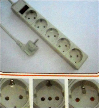 Classic Series Power Strips