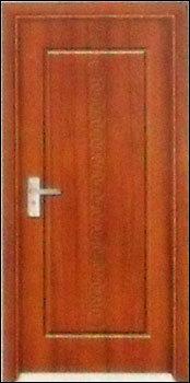 Single Panel Designer Pvc Doors