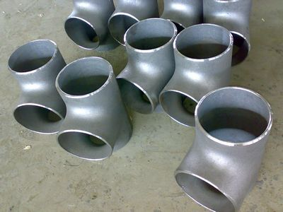 Carbon Steel Butt Weld Seamless Pipe Fitting Tees