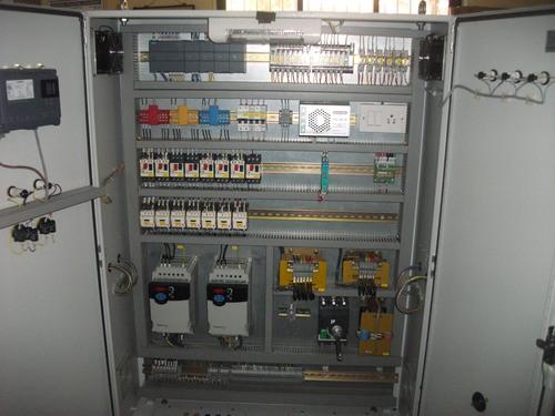 Plc Control Panel in  Dombivili (E)