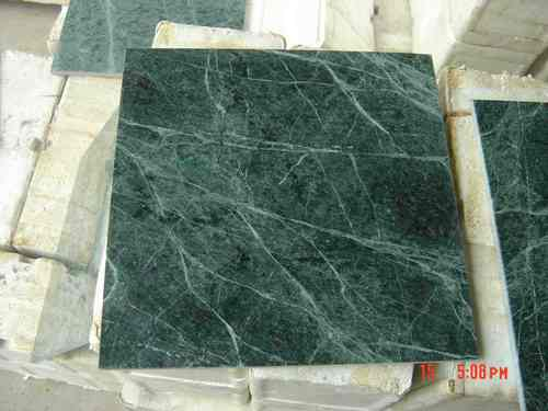 Empress Green Marble Tile : Dark green marble tile home design