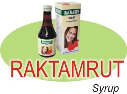Raktamrut Syrup in  Makarpura (Vdr)
