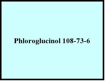 Phloroglucinol 108-73-6