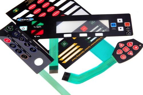 Flexible Membrane Keypad