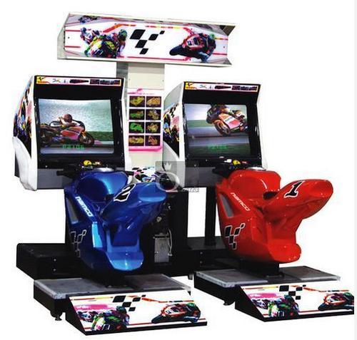 Racing Arcade Game Machine In Guangzhou Guangdong Oasis