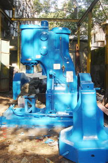 100 To 2000 Kg (2cwt. to 40cwt.) Pneumatic Power Hammer