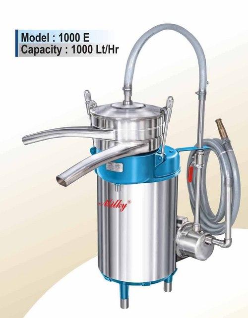 milk separator machine