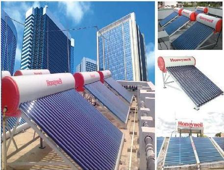 Honeywell Solar Water Heaters