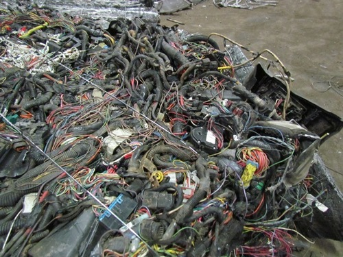 auto harness cable wire scraps in building 2 stamford exporter manufacturer and distributor