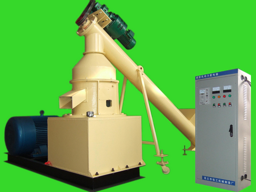 Sjm-5 Corn Straw Briquette Machine