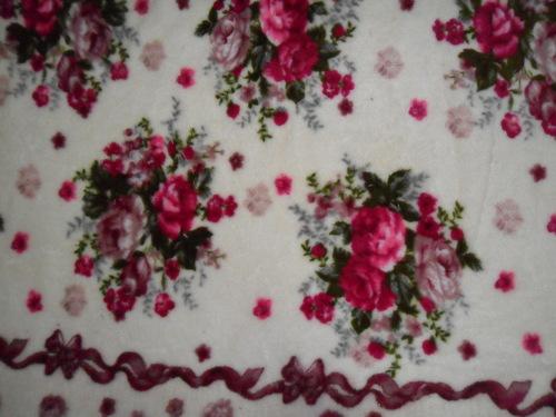 100% Polyester Print Flannel Fabrics