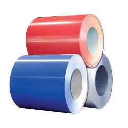 Colour Coated Steel Coils in  Andheri (E)