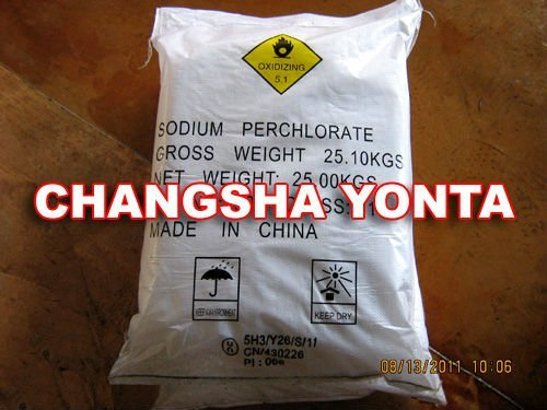 Sodium Perchlorate Monohydrate 99% Min in   East 2nd Ring Road (2nd Section)